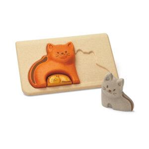 Puzzle Gatitos – Plan Toys