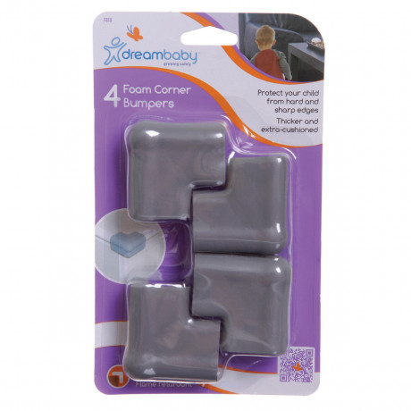 Protector Pack X4 Esquineros De Espuma – Dreambaby