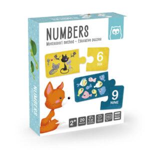 Puzzle Duo Numeros – Eureka