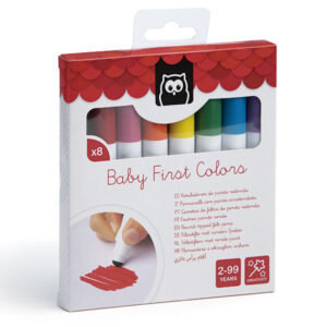 Marcadores Baby First Colors – Eureka