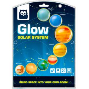 Sistema Solar Glow – Eureka