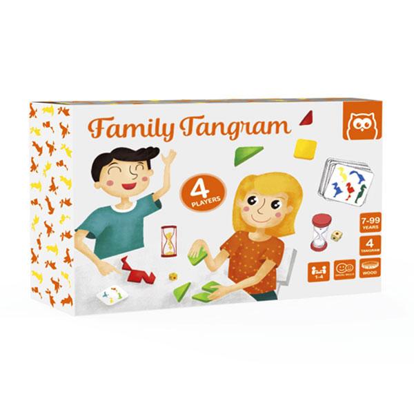 Tangram Familiar – Eureka