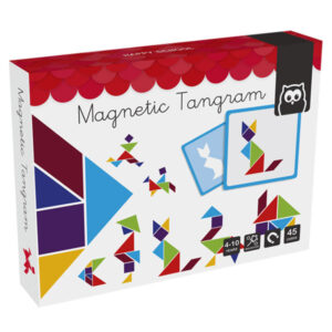 Tangram Magnético – Eureka