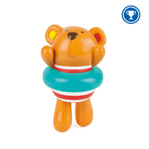 Swimmer Teddy Wind-Up Toy – Hape
