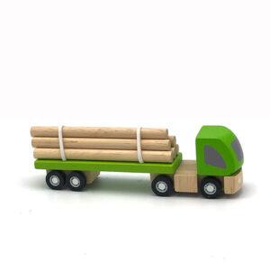 Logging Truck – Plan Toys