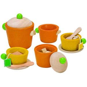 Tea Set Chico – Plan Toys