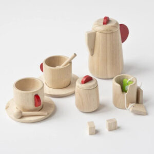 Tea Set Grande – Plan Toys