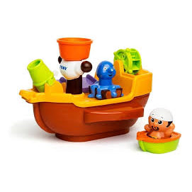 Barco Pirata – Tomy