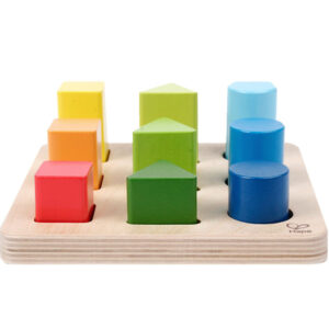 Clasificador De Formas Y Colores – Hape