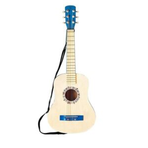 Guitarra 75cm Azul – Hape
