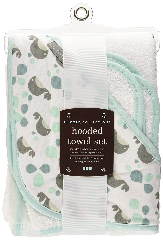 Hooded Towel (Toalla) – JJ Cole