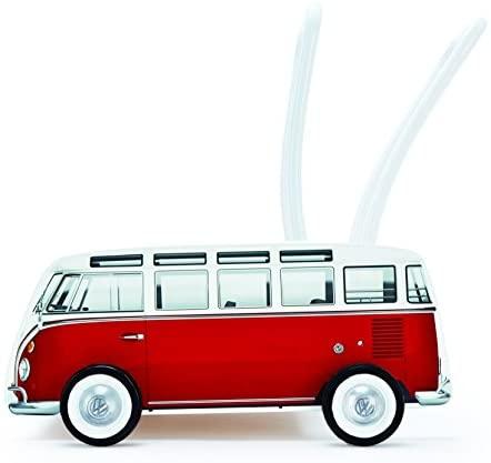 Caminador Vw Combi Rojo – Hape