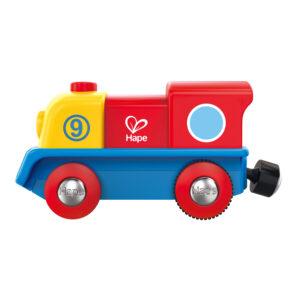 Locomotora Valiente – Hape