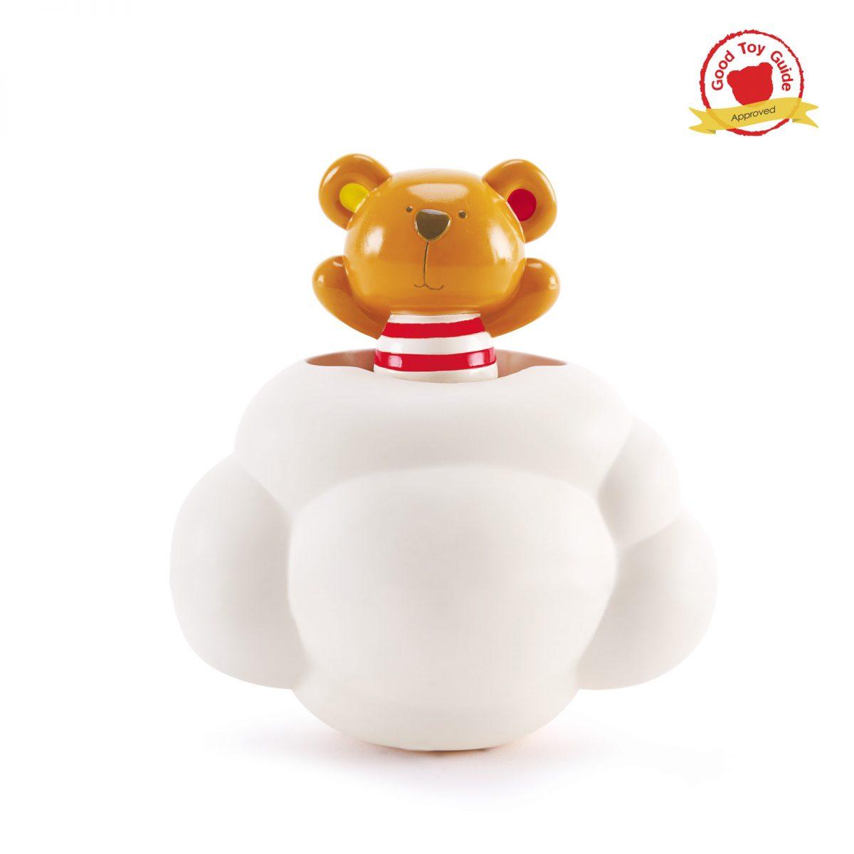 Pop-Up Teddy Shower Buddy – Hape