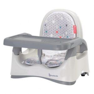 Silla Asiento Elevador Portátil Para Bebés Badabulle