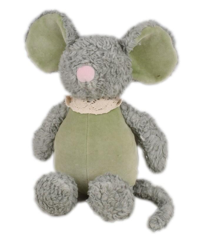 Ratón De Algodón Orgánico – Tikiri
