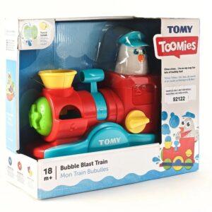 Tren Con Burbujas Tomy