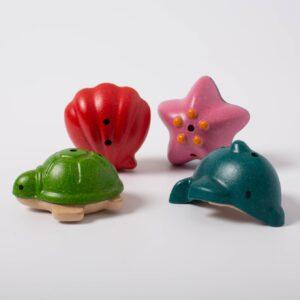 Vida Marina Set De Baño – Plan Toys