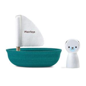 Velero Oso Polar – Plan Toys