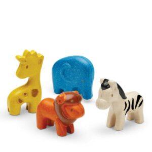 Set Animales Salvajes – Plan Toys