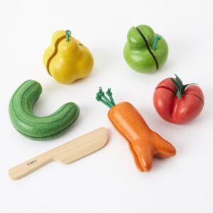 Frutas Y Verduras Imperfectas – Plan Toys