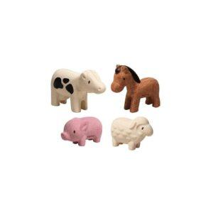 Set Animales De La Granja – Plan Toys