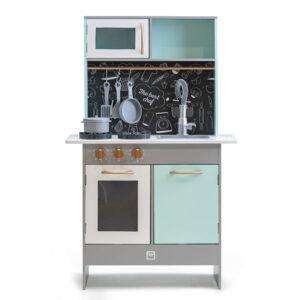 Cocina Retro Verde – Eureka
